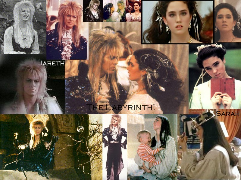 Labyrinth Wallpaper by Phantom-Elf on DeviantArt Labyrinth Movie Wallpaper