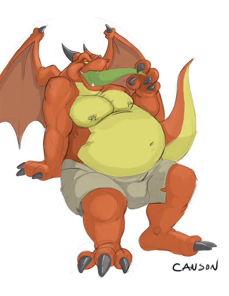 red dragon vore by tph301 on DeviantArt