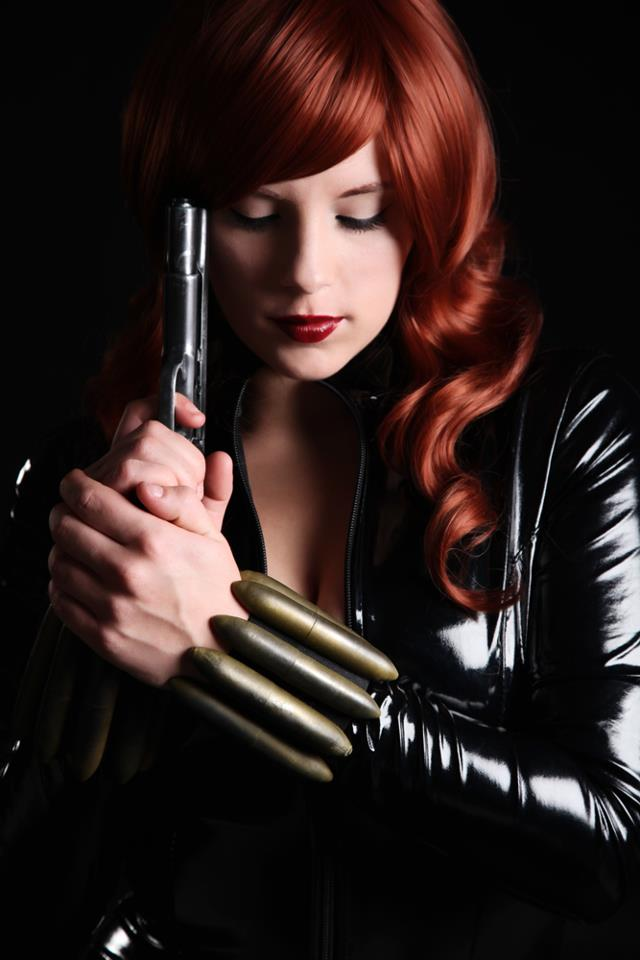 Black Widow by Alexia-Jean-Grey