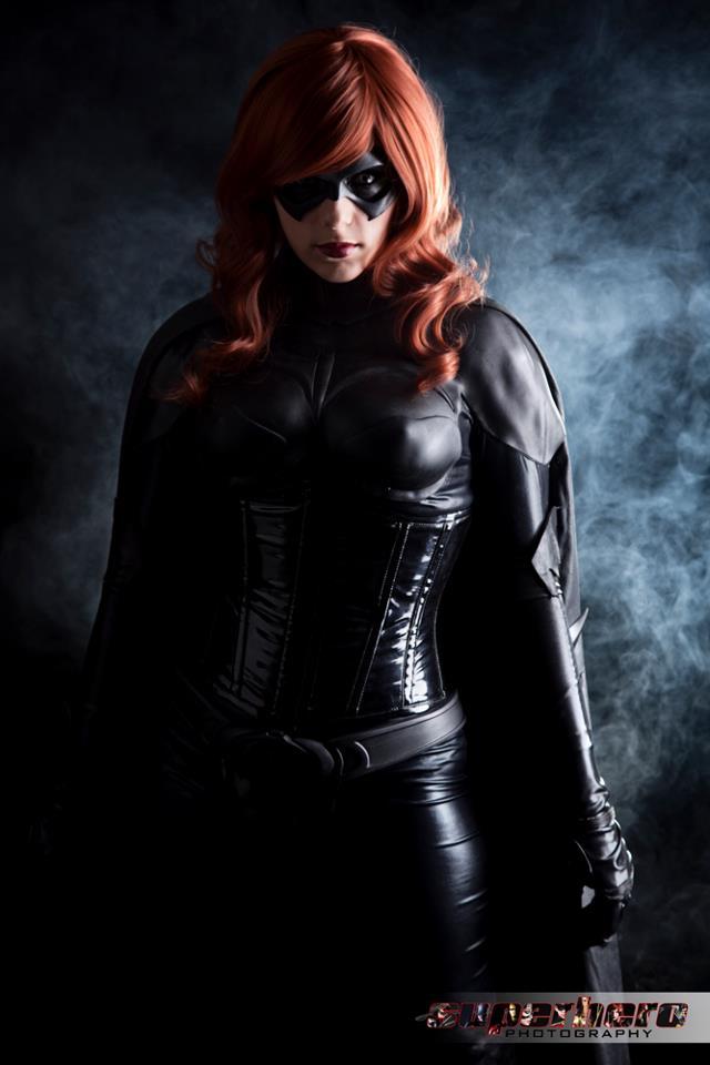 Batgirl Rises by Alexia-Jean-Grey