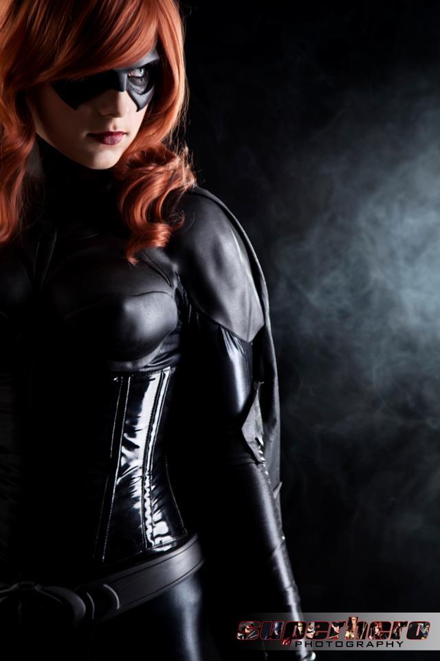 Batgirl 4 by Alexia-Jean-Grey