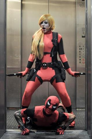 Deadpool Style by Alexia-Jean-Grey