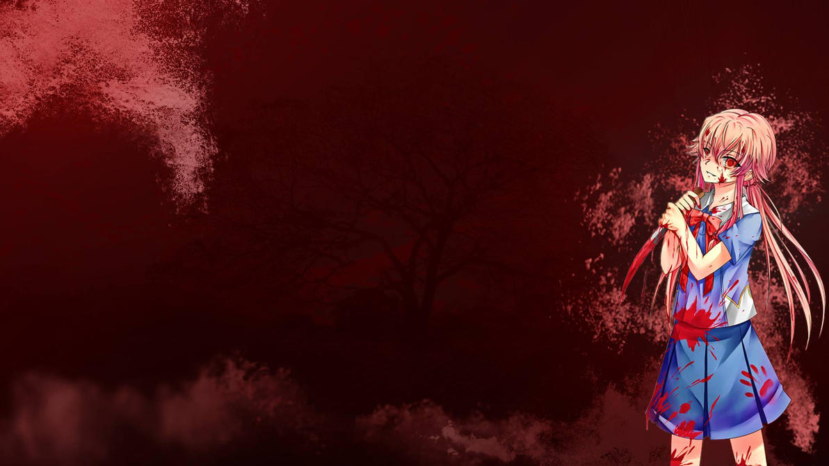 Future Diary Wallpapers Yuno: Future Diary By Justass On DeviantArt