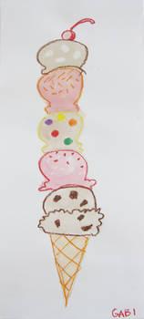 tallest ice cream