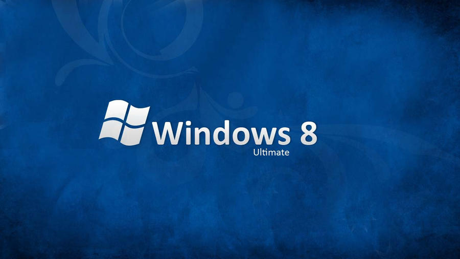 Windows 8 blue utlimate by midhunstar