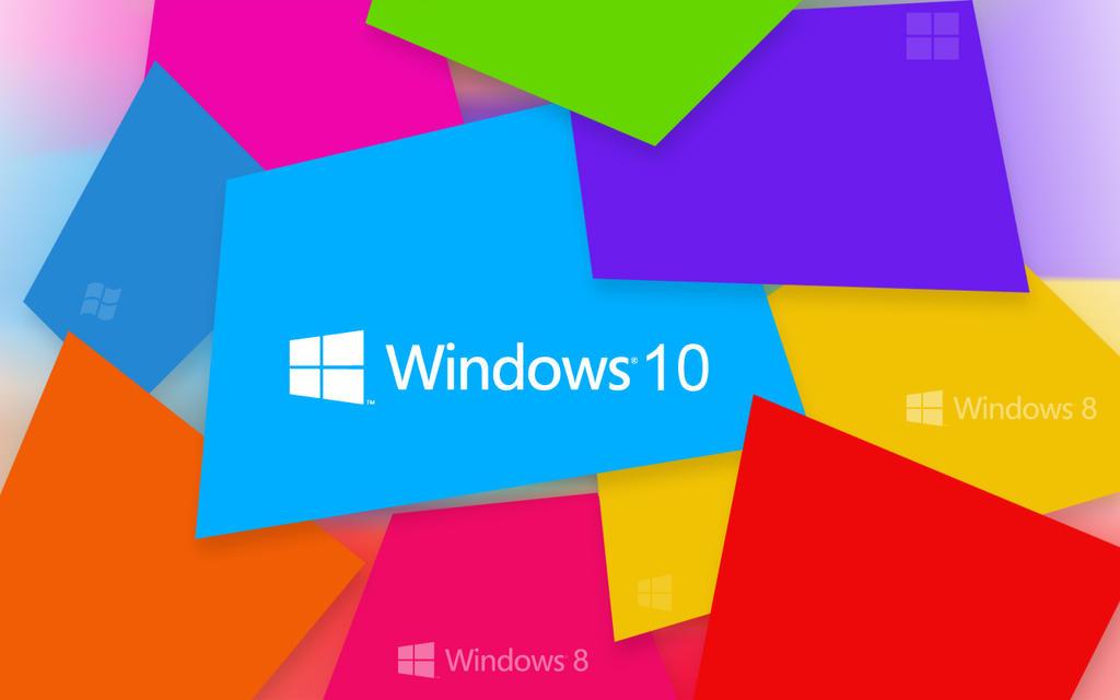 Windows 10 Tiles by midhunstar