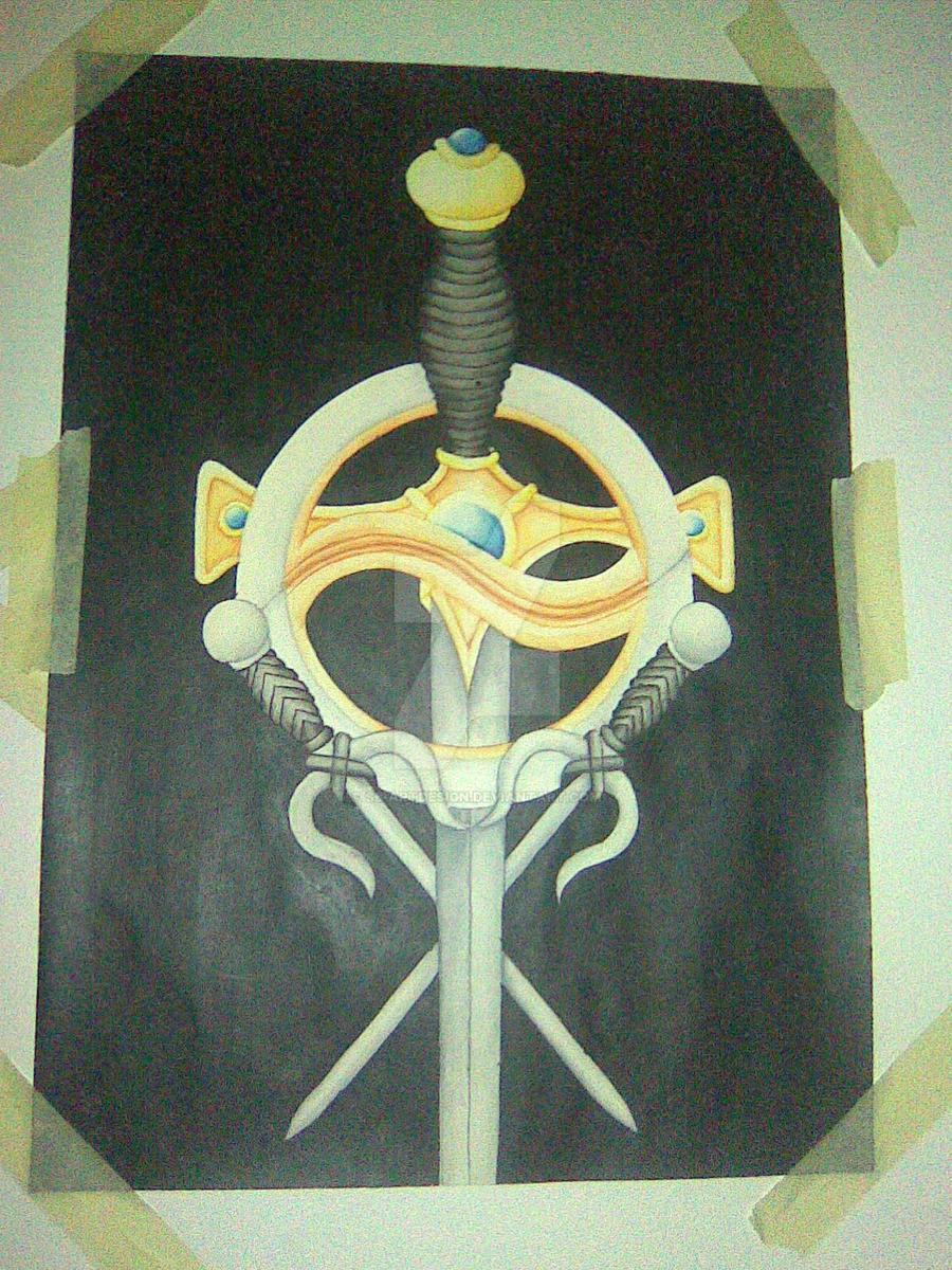 xena weapons by sb artdesign on deviantart. Black Bedroom Furniture Sets. Home Design Ideas