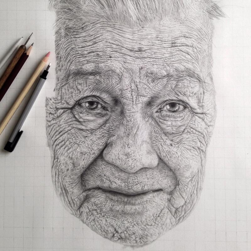 Grandma #wip by zephyrxavier