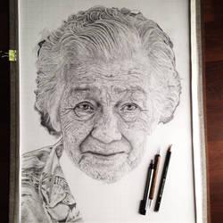 Grandma #wip