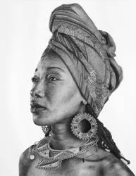 Fatoumata Diawara by zephyrxavier