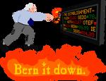 Bern It Down