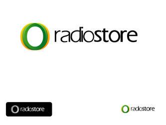 Radiostore logo by medianrg