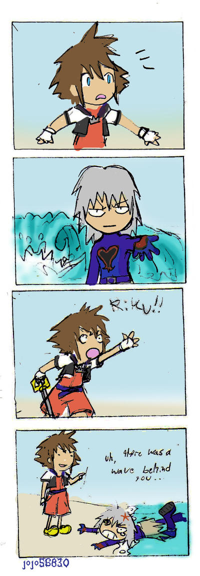 KH Spoof: LOOK OUT by jojo56830