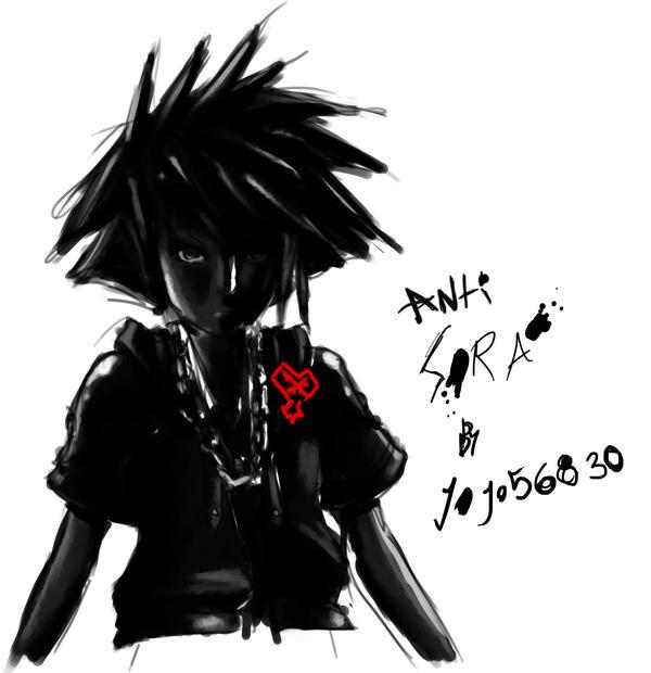 Anti sora by jojo56830