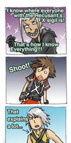 KH3DSSpoof: X marks a know it all