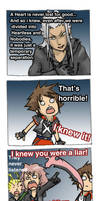 KH 3DS Spoof: He knew...