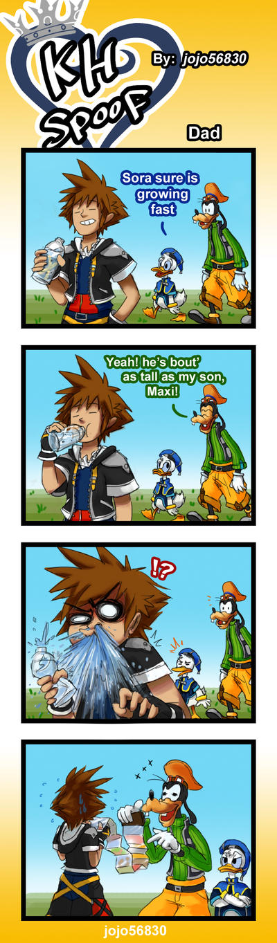No Max Goof For Kingdom Hearts Iii Page 2 Kingdom Hearts Iii
