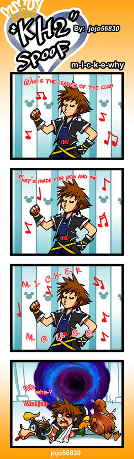 KH2 Spoof: mickeWhy