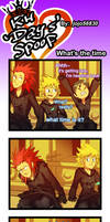 KH Days spoof: wt's the time