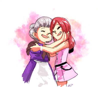 Sora and Kairi favourites by Joey245 on DeviantArt