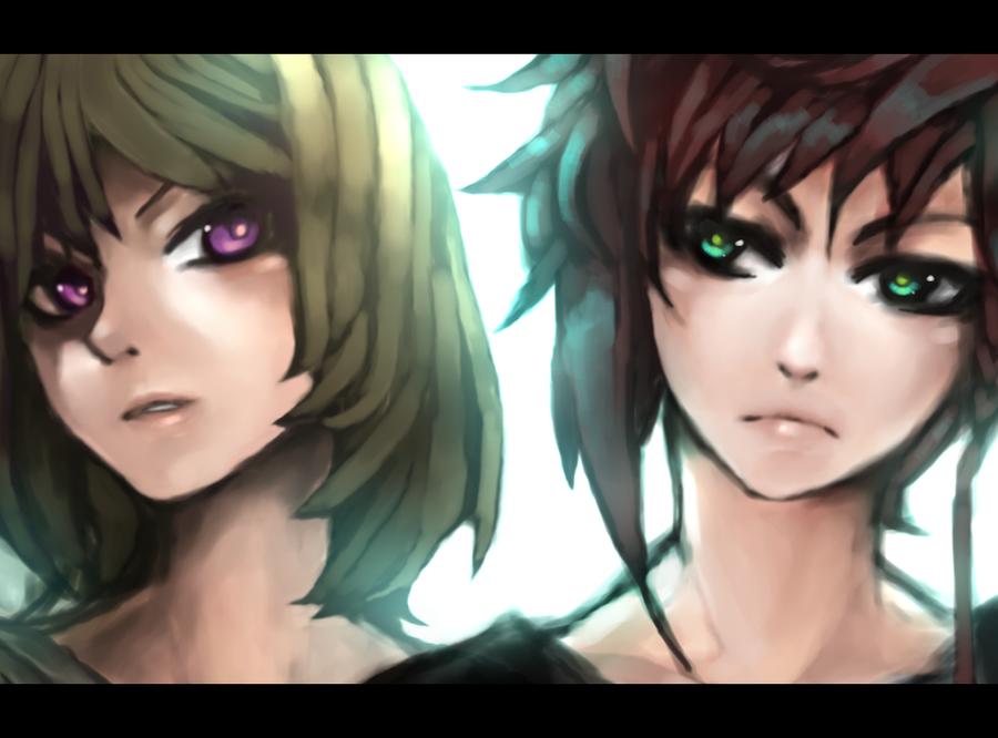 Duo by NoahXica