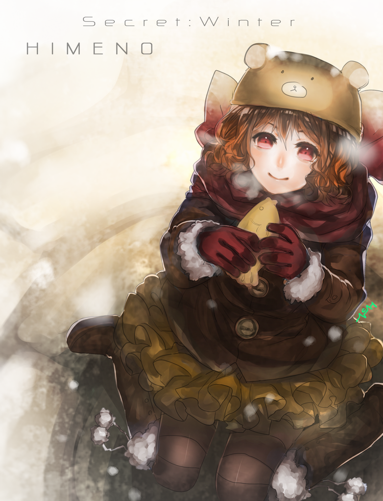 [Secret:winter]Himeno by NoahXica