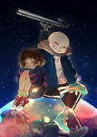 [Undertale]Are you the star?