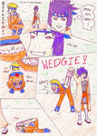 Request - Naruto wedgie