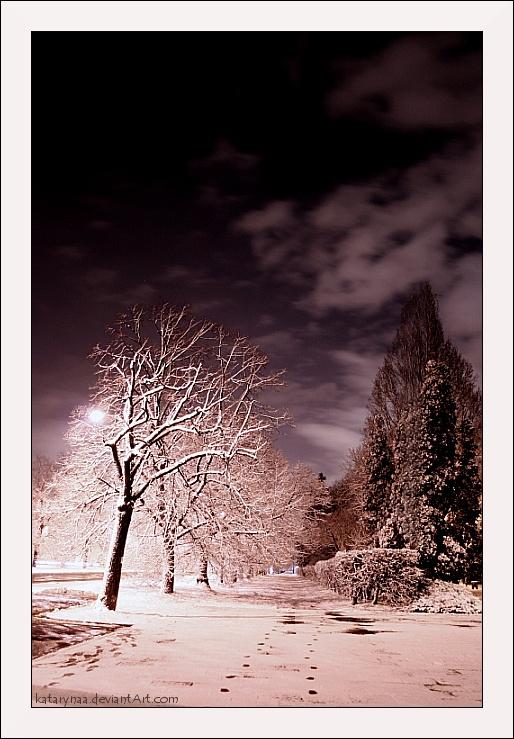 Unforgettable Night by Katarynaa