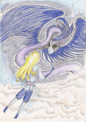 Eyes of Her Beloved by Mystery-Voice
