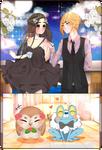 [P-NT] Baile!  Cora y Neru collab