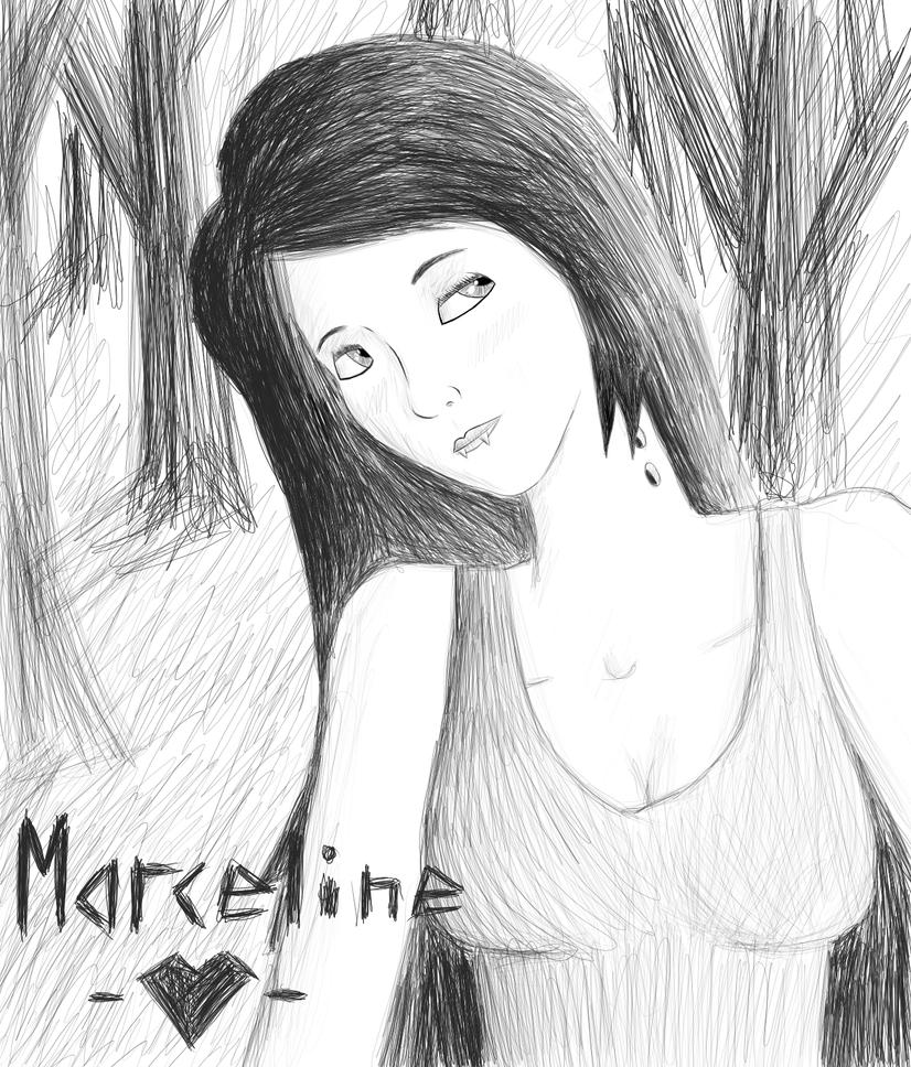 Marceline by GrimStarable