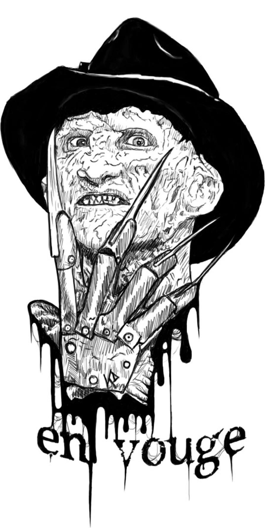 Freddy Krueger By Manipulatedlife On Deviantart
