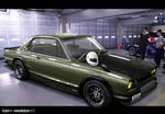 Nissan Skyline KGC10