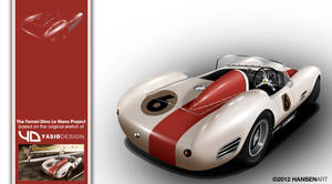 Ferrari Dino Le Mans