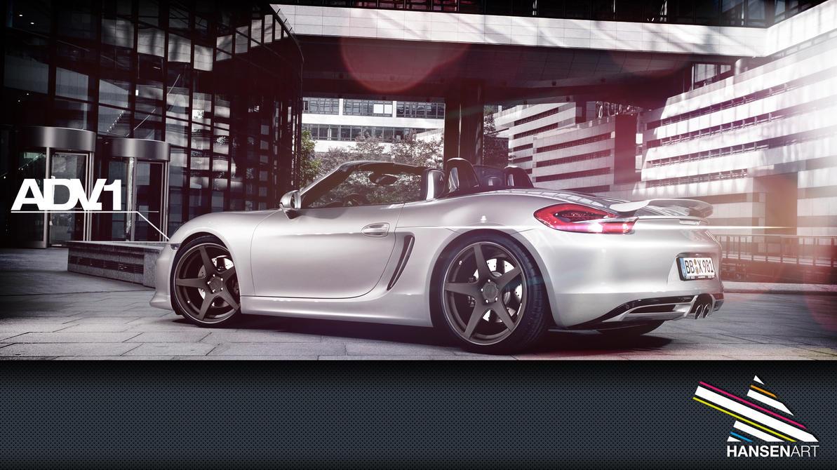 Techart Porsche Boxter ADV.1