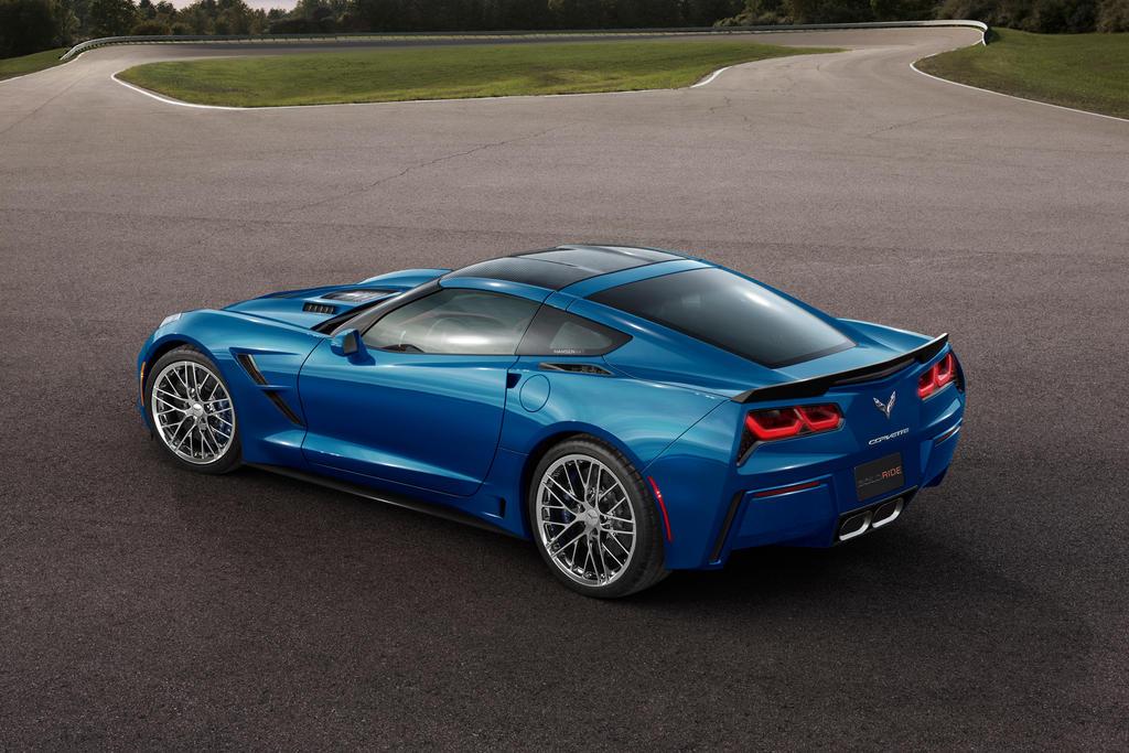 2015 Corvette C7 ZR1