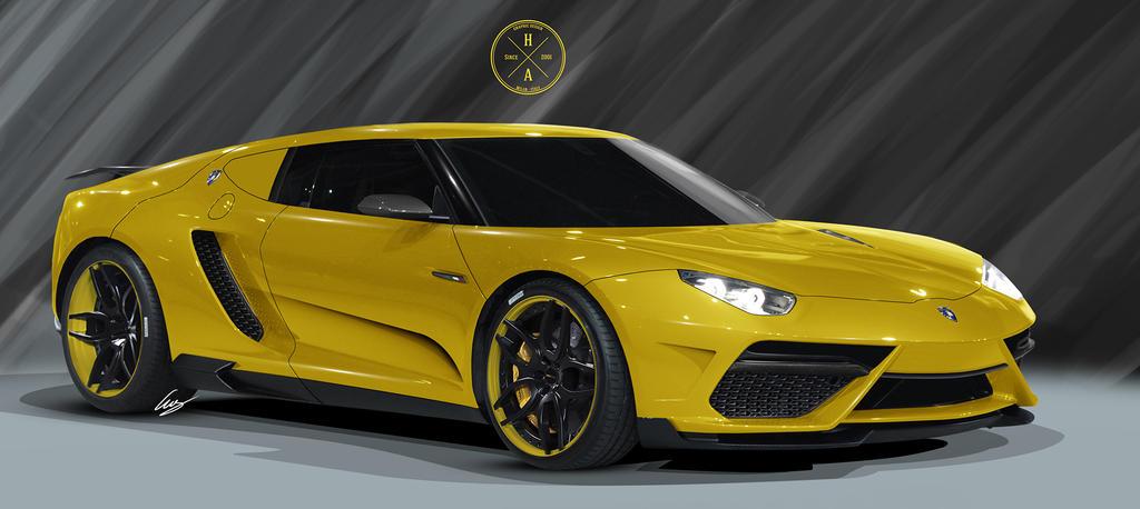 Lamborghini Asterion by ilPoli
