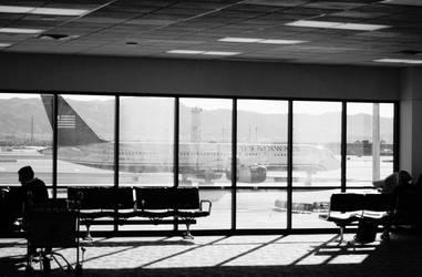 Phoenix Airport by philinchilin
