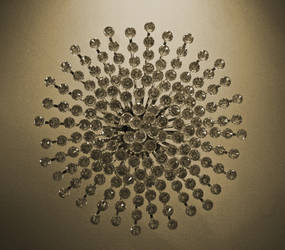 Crystal Chandelier by philinchilin