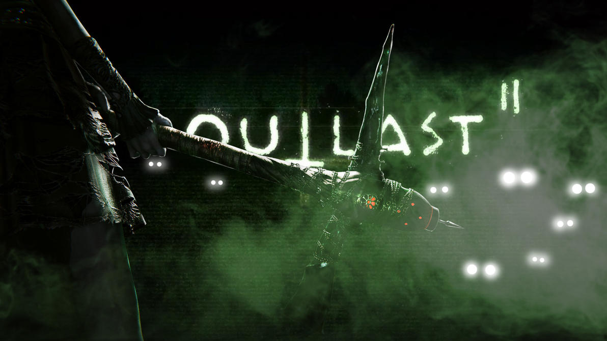 Outlast 2 // YouTube thumbnail by ShadowDee