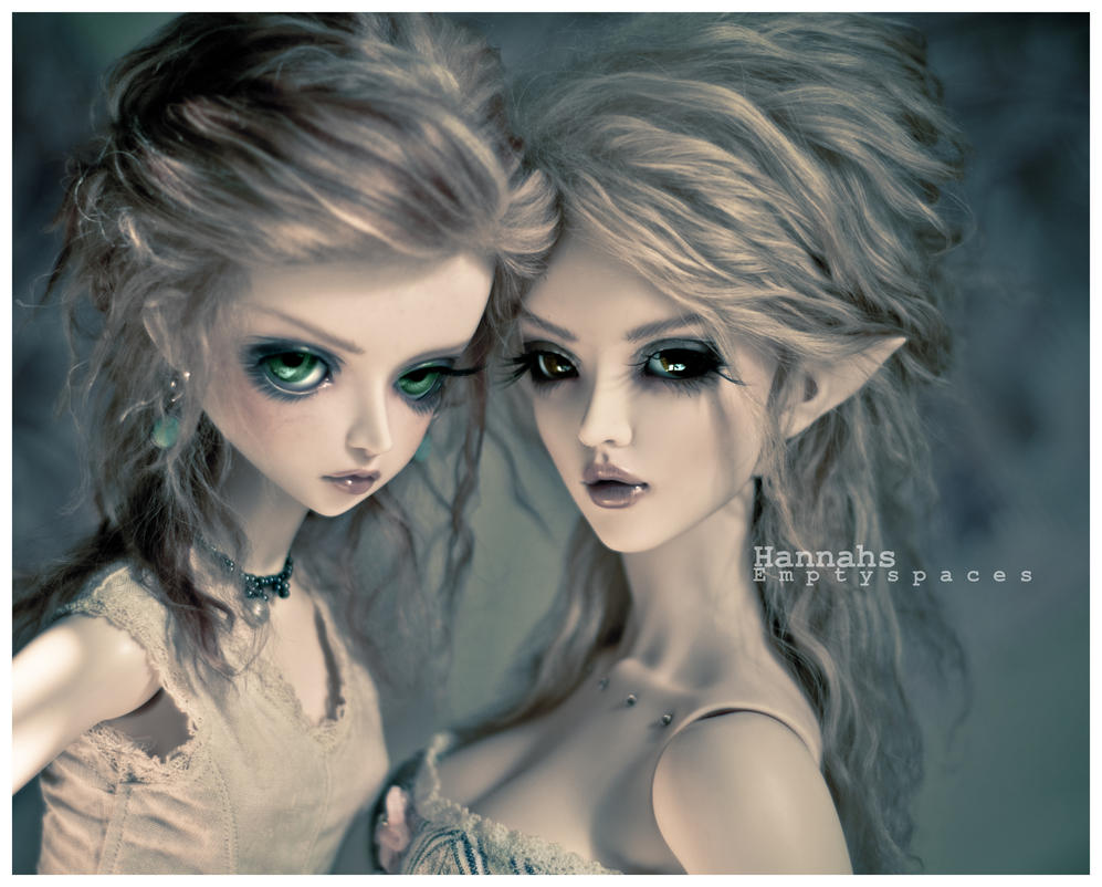 Jane + Ren by Hannahsemptyspaces