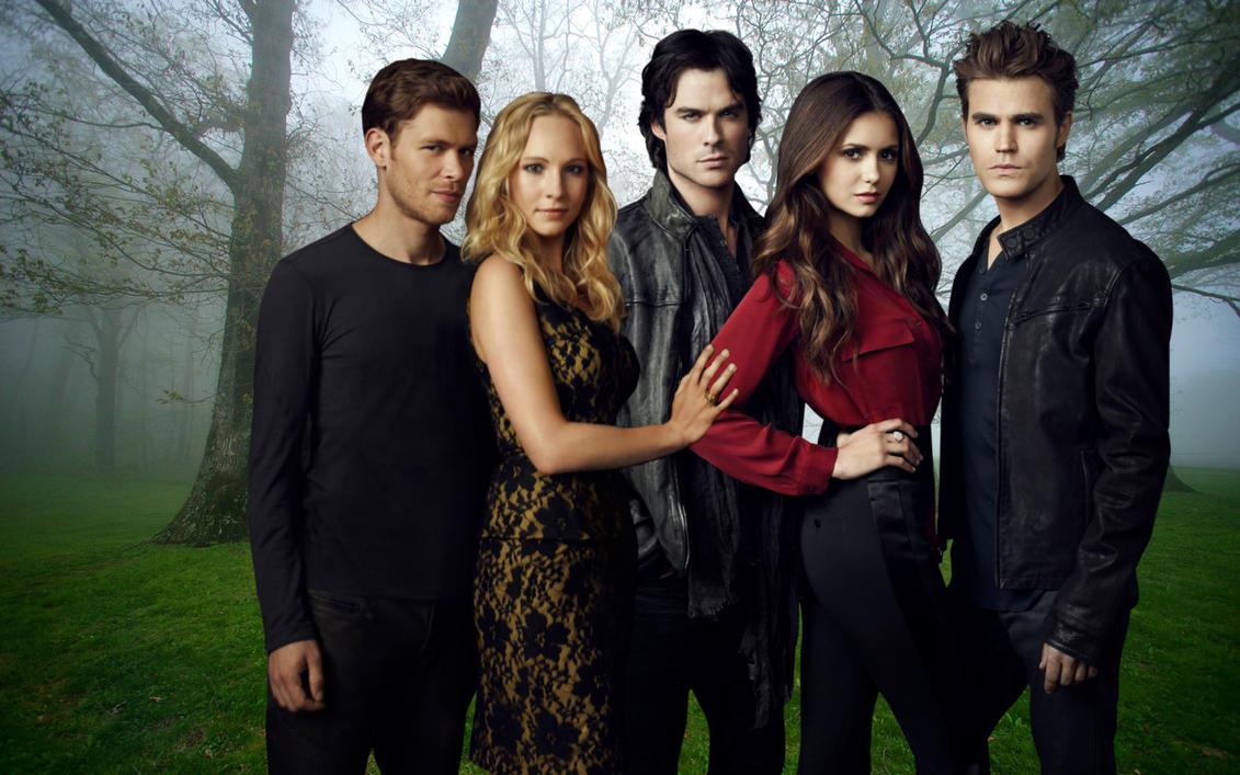 Klaus ~ Caroline ~ Damon ~ Elena ~ Stefan by ...