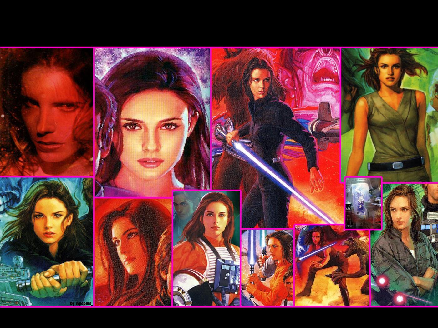 Star Wars Episode VII Teaser Trailer - Jaina & Jacen Solo ... |Star Wars Episode 7 Jaina Solo