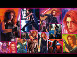 Mara Jade Wallpaper