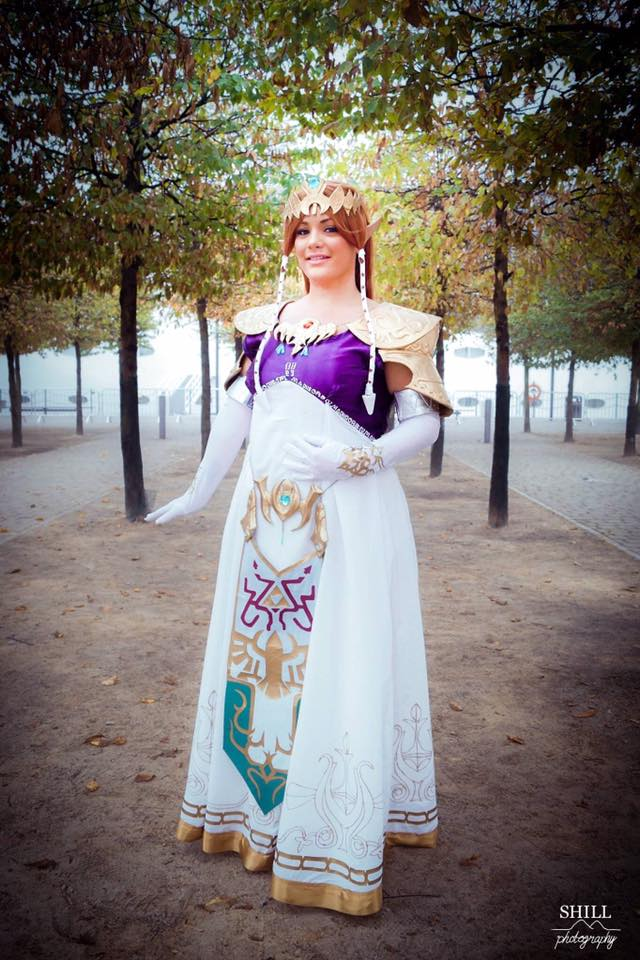 Zelda - The Legend of Zelda Twilight Princess by Sapphistar-Cosplay