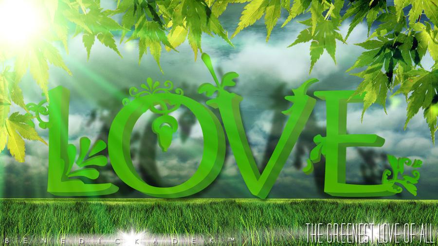 green love by benedickadek on deviantart. Black Bedroom Furniture Sets. Home Design Ideas
