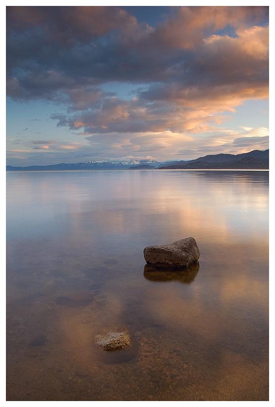 Sunrise at Lake Tahoe by madrush08