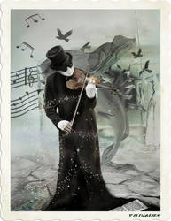The Violonist