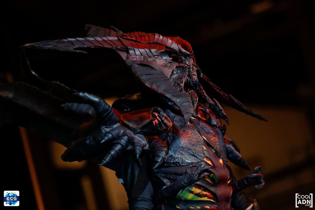Diablo III - Cosplay by TornadoSugus
